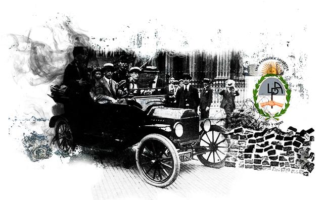 1919. La semana Trágica. Pesadilla (Parte II)
