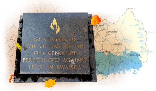 1994. Genocidio de Ruanda