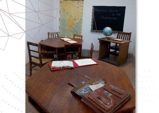 """""""Aula Histórica"""" y de la """"Sala de Talleres"""""""