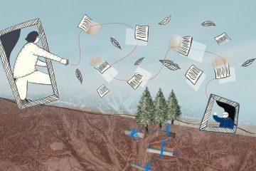 De libros, suelos y supervivencias