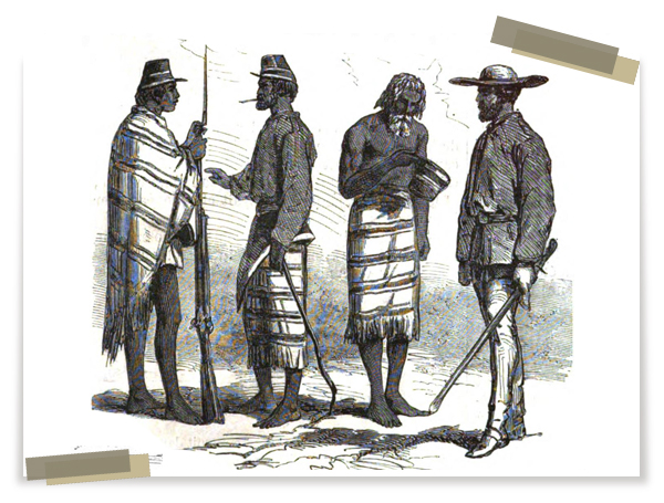 Soldados paraguayos